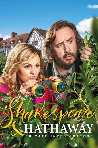 Shakespeare & Hathaway: Private Investigators Poster