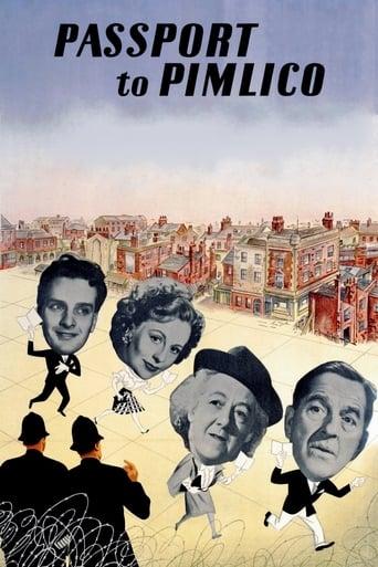 Poster of Passport to Pimlico