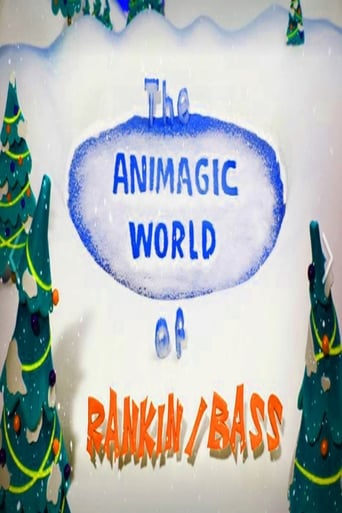 Poster of The Animagic World of Rankin/Bass