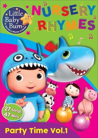 Little Baby Bum Nursery Rhymes: Party Time Vol. 1