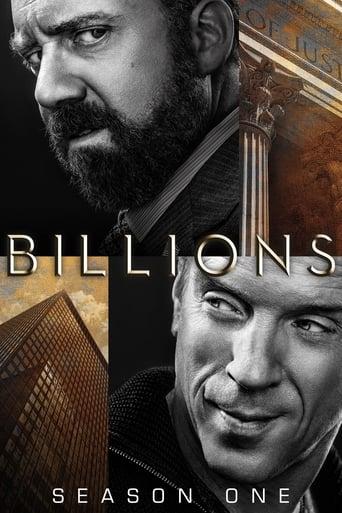 Milijardai / Billions (2016) 1 Sezonas LT SUB žiūrėti online