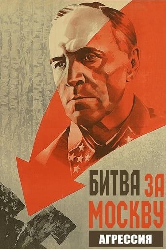 Poster of The Fight for Moscow