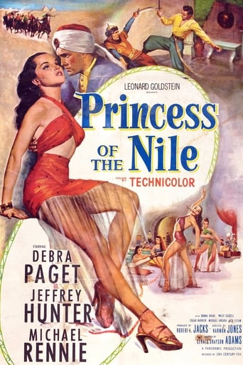 Poster of Princess of the Nile