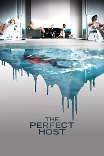 The Perfect Host Poster