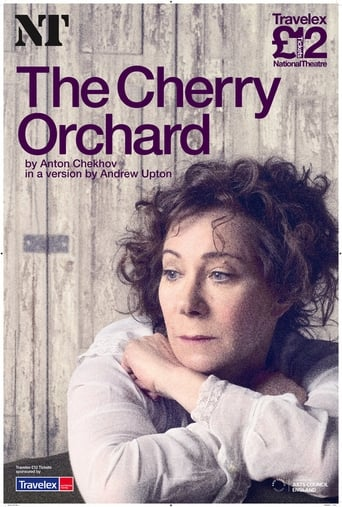 Poster of National Theatre Live: The Cherry Orchard