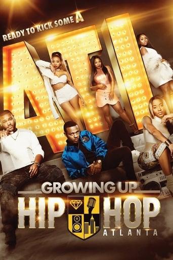 Poster Growing Up Hip Hop: Atlanta