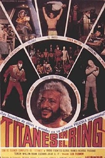 Poster of Titanes en el ring