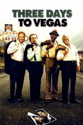 Poster of Three Days To Vegas