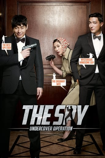 Poster of The Spy: Undercover Operation fragman