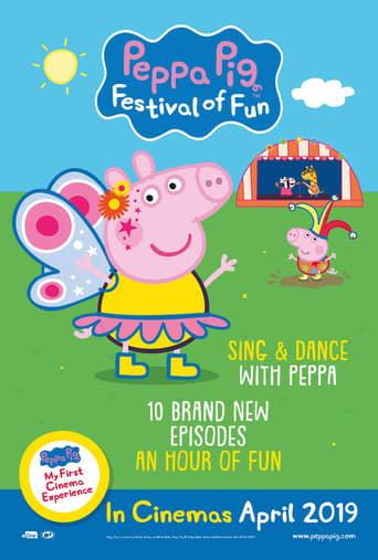 Watch Peppa Pig: Festival of Fun Online Free Putlocker
