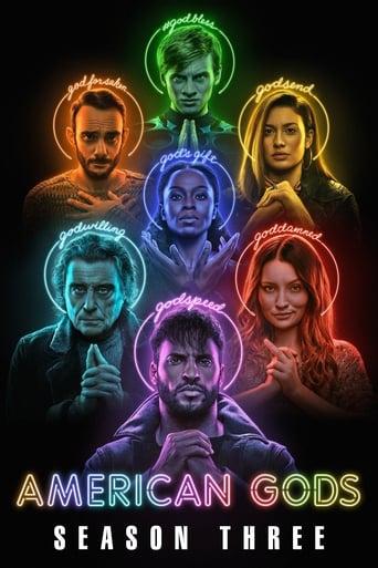 Deuses Americanos 3ª Temporada - Poster