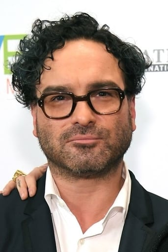 Image of Johnny Galecki