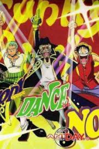 Poster of One Piece: Jango's Dance Carnival