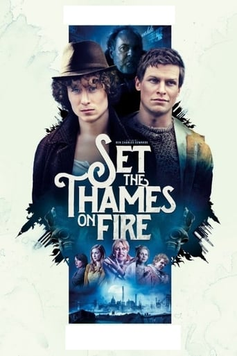 Poster of Set the Thames on Fire