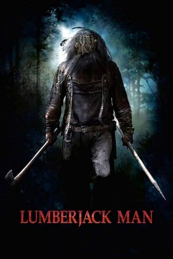 Poster of Lumberjack Man