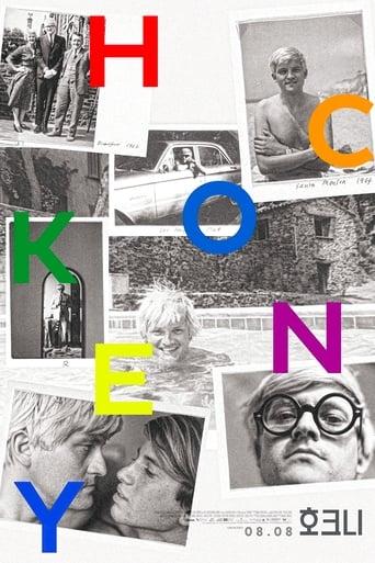Poster of Hockney