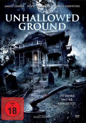 Poster of Unhallowed Ground