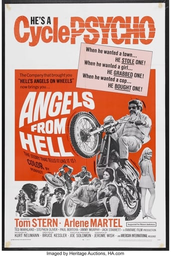 Poster of Angels from Hell