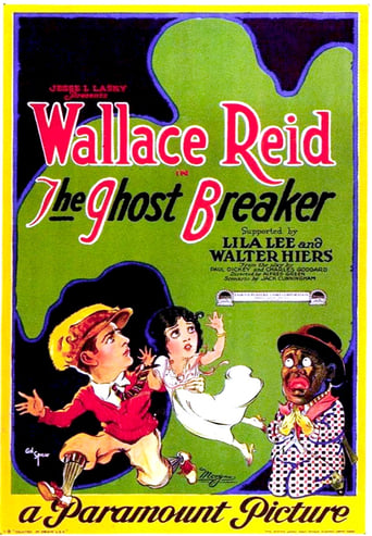 Poster of The Ghost Breaker