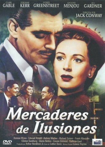 Poster of Mercaderes de ilusiones