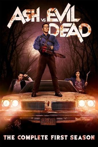Ash vs Evil Dead 1ª Temporada - Poster