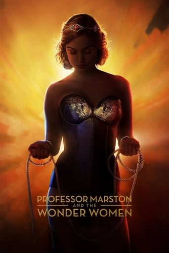 Poster of Professor Marston and the Wonder Women