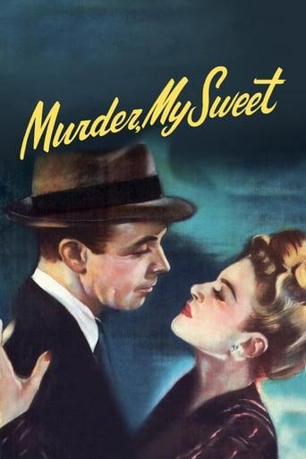 Murder, My Sweet Poster