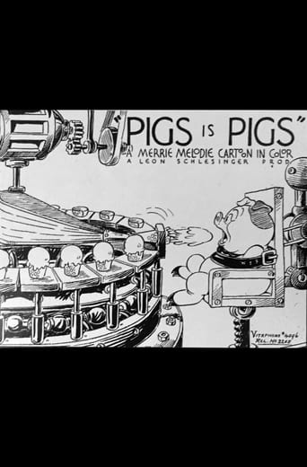 Poster of Pigs Is Pigs