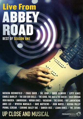 Poster of Live From Abbey Road: Best of Season 1