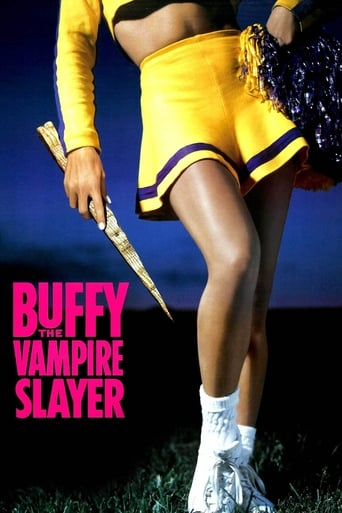 Poster of Buffy the Vampire Slayer