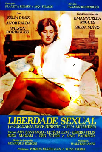 Liberdade Sexual Movie Poster