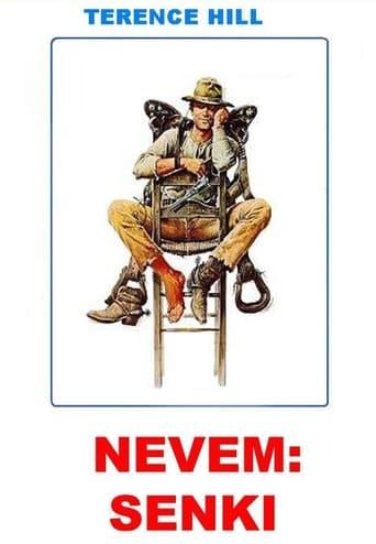 Poster of Nevem: Senki