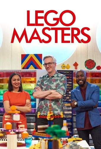 Poster of Lego Masters