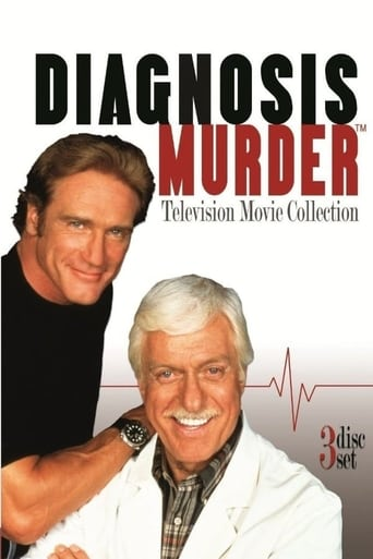 Poster of Diagnosis Murder: A Twist of the Knife