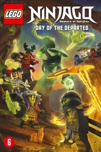 Poster of Ninjago: Masters of Spinjitzu - Day of the Departed