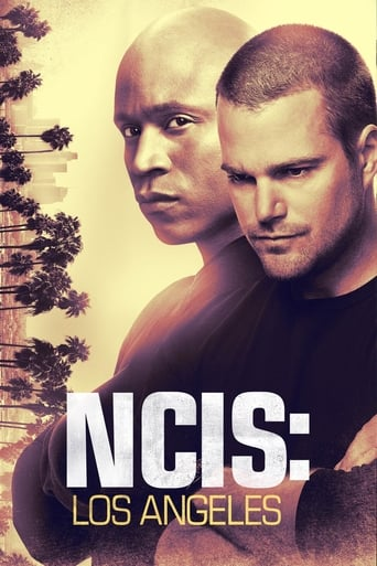 Poster of NCIS: Los Angeles