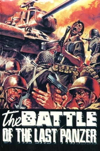Poster of The Battle of the Last Panzer