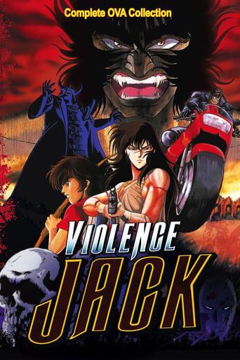 Poster of Violence Jack: Evil Town