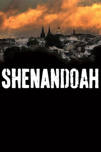 Shenandoah Movie Poster