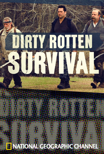 Dirty Rotten Survival Movie Poster