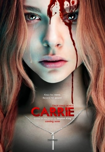 Poster of Creating Carrie