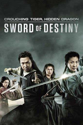 Poster of Crouching Tiger, Hidden Dragon: Sword of Destiny