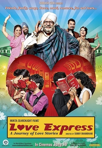 Poster of Love Express