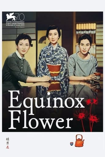 Poster of Equinox Flower fragman