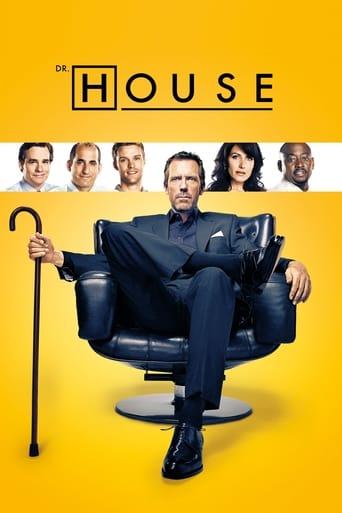Dr. House 7ª Temporada - Poster