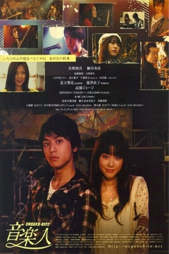 Poster of Ongaku-Bito