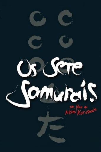 Os Sete Samurais - Poster