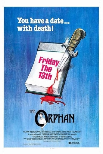 Poster of The Orphan