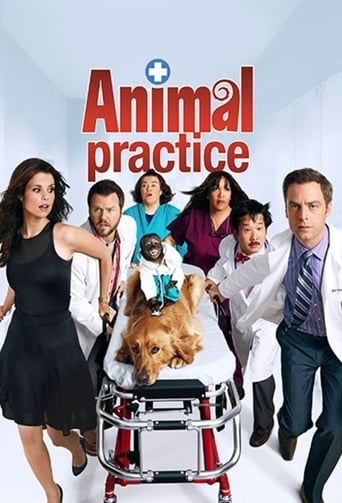 Poster of Animal Practice