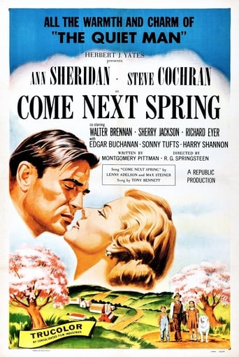 Poster of Come Next Spring